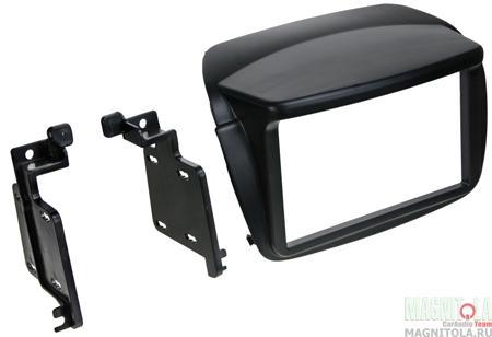 Переходная рамка 2DIN для автомобилей Fiat Doblo (2001-2010) INTRO RFI-N14