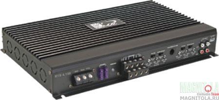 Усилитель Kicx RTS 4.100