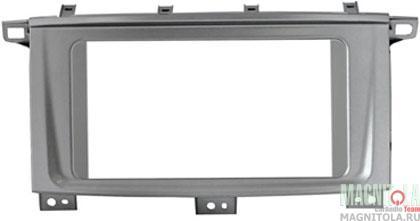 Переходная рамка 2DIN для автомобилей Toyota Land Cruiser 100 (105) 02-07 (без верхнего дисплея) 201x101 INCAR RTY-N59