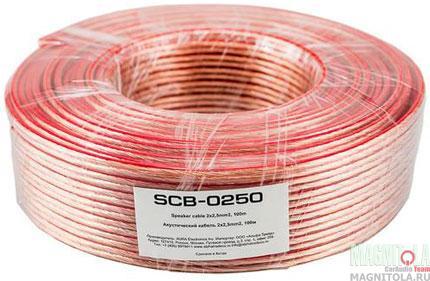 Акустический кабель AURA SCB-0250