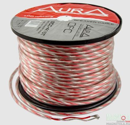 Акустический кабель AURA SCC-415T