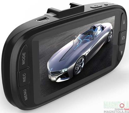 Автомобильный видеорегистратор supra scr-74shd