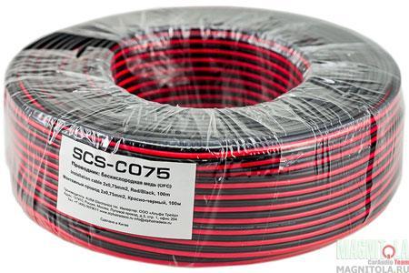 Акустический кабель AURA SCS-C075