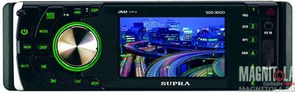 DVD-ресивер со встроенным ЖК-дисплеем Supra SDD-3000