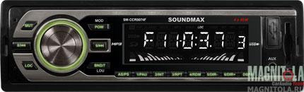 Автомагнитола SoundMAX SM-CCR3074F - фото 4