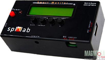 Многофункциональный автомобильный мультиметр SPL-Laboratory Smart Monitor