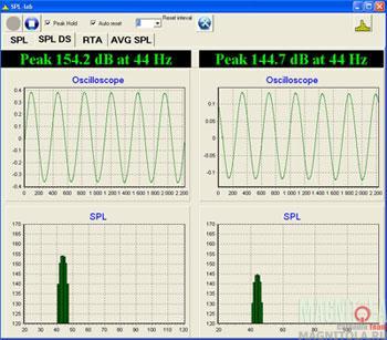 Профессиональный программно-аппаратный измерительный комлекс SPL-Laboratory USB BASS Meter PRO Edition