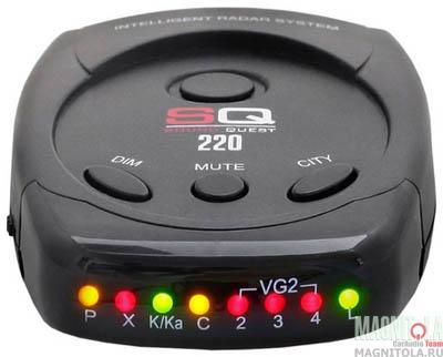 Радар-детектор Sound Quest 220