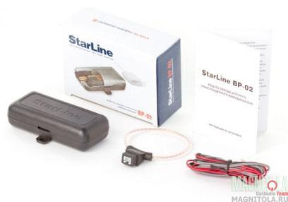 Модуль для обхода штатного иммобилайзера StarLine BP-03 - фото 11