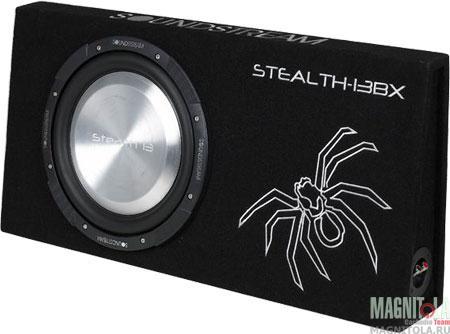 Корпусной пассивный сабвуфер Soundstream Stealth-13EN