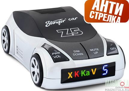 Радар-детектор Stinger Car Z5