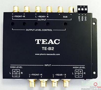 Предусилитель Teac TE-B2