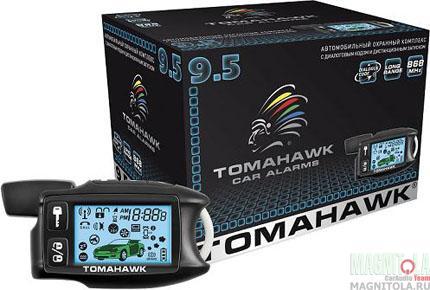 Автомобильная сигнализация Tomahawk 9.5