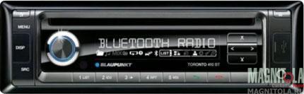 CD/MP3-ресивер с USB и поддержкой Bluetooth Blaupunkt Toronto 410BT