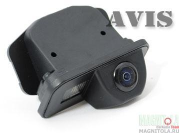 Камера заднего вида для автомобилей Toyota Avensis, Corolla E12 AVIS AVS321CPR (087)