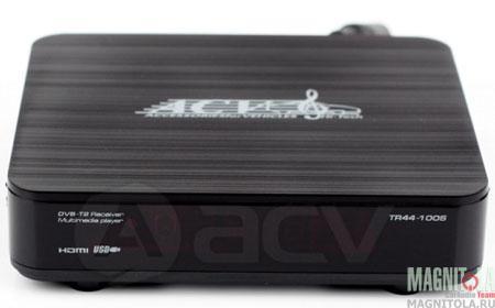 Цифровой TV-тюнер с функцией медиаплеера ACV TR44-1005
