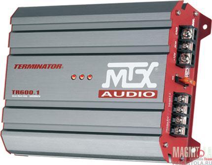Усилитель MTX TR600.1