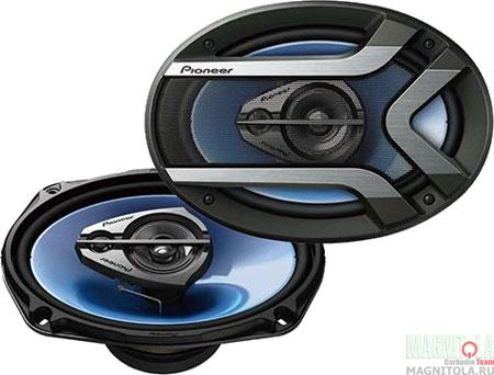Pioneer Ts Ar     Way Car Speakers Review