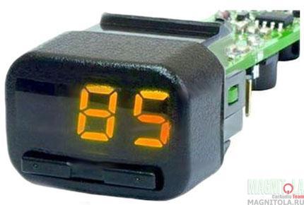 Бортовой компьютер Multitronics UX-7 (оранжевый дисплей)