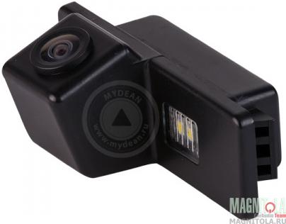 Камера заднего вида для автомобилей Peugeot 407 (2004-2011), 408 (2012-) MyDean VCM-307C