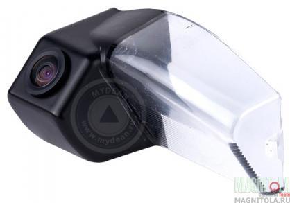 Камера заднего вида для автомобилей Mazda 2 (2008-), 3 (2009-2013) MyDean VCM-311C