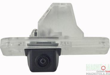 Камера заднего вида для автомобилей Hyundai Santa Fe 2012+ INCAR VDC-104