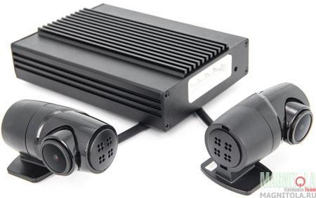 Автомобильный видеорегистратор для скрытой установки INCAR VR-750