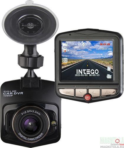 Автомобильный видеорегистратор INTEGO VX-240FHD