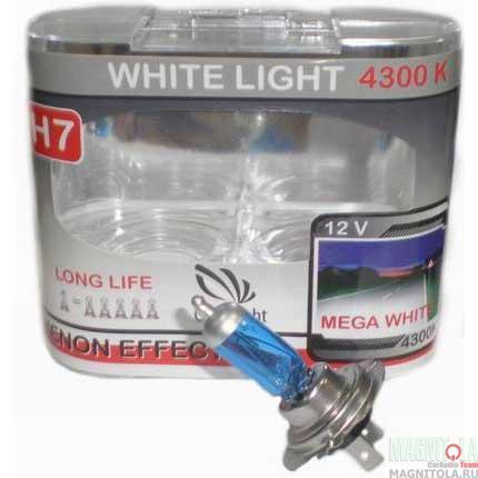 Галогеновая лампа ClearLight H7 WhiteLight