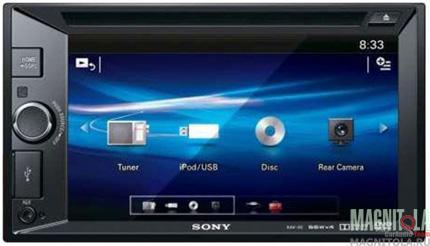 2DIN мультимедийный центр Sony XAV-65