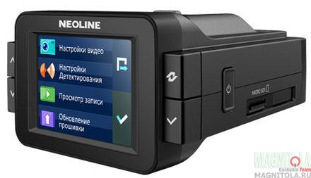 Автомобильный видеорегистратор/радар-детектор Neoline X-COP 9000c