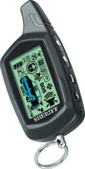 Автомобильная сигнализация SHERIFF ZX-1070